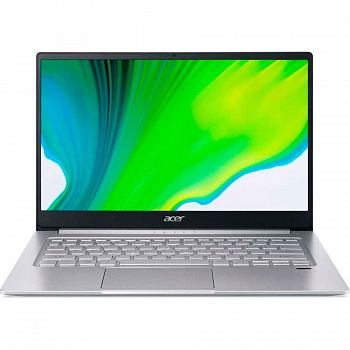"Ноутбук Acer SWIFT 3 SF314-42-R4VD (AMD Ryzen 5 4500U 2300MHz/14""/1920x1080/8GB/256GB SSD/DVD нет/AMD Radeon Graphics/Wi-Fi/Bluetooth/Windows 10 Home) - фото"