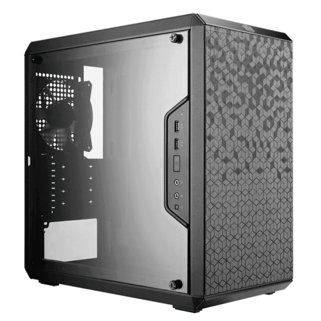 Компьютер ТоргПК Gaming Box Lite 175206 (Intel Core i3-9100F 3600МГц/Intel H310/8Гб DDR4 2666МГц/256Гб SSD/NVIDIA GeForce GTX 1660 6144Mb GDDR5/DVD-нет/Cooler Master MasterBox Q300L/600W 80+ Standard/Windows 10 Pro) купить!