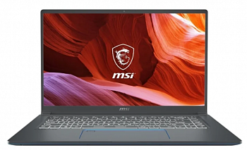 "Ноутбук MSI Prestige 15 A10SC (Core i7 10710U 1.1Ghz/15.6"" UHD IPS/RAM 16Gb DDR4-2666 Max 64Gb/512Gb SSD/DVD нет/NVIDIA GeForce GTX 1650/Wi-Fi/Bluetooth/Windows 10 Home) - фото"