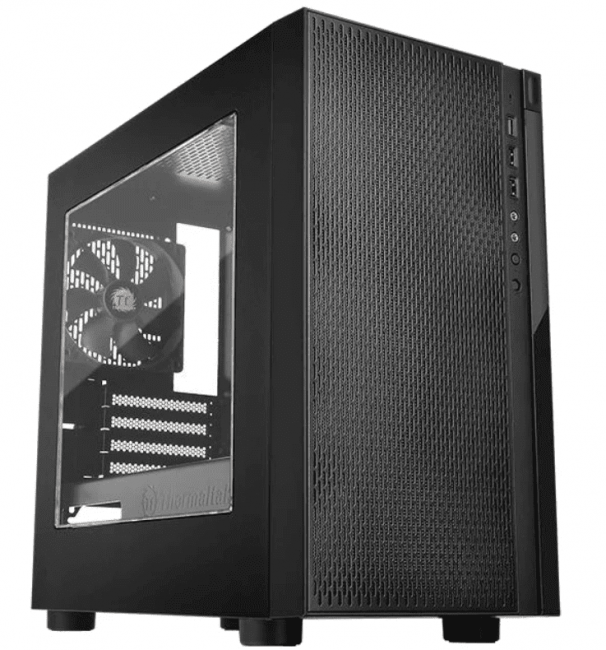 Компьютер ТоргПК Gaming Box Standart 269328 (Intel Core i5-9500F 3000МГц/Intel H370/8Гб DDR4 2666МГц/120Гб SSD/NVIDIA GeForce GTX 1660 Ti 6144Mb GDDR6/DVD-нет/Thermaltake Versa H18 Window/750W Bronze//DOS) купить!