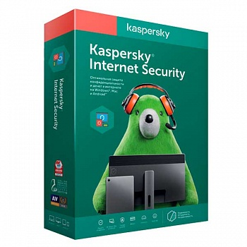 Антивирус Kaspersky Internet Security 2011 Russian Edition лицензия на 1 год на 2 ПК (KL1837RBBFS)