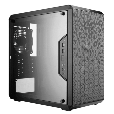 Компьютер ТоргПК Gaming Box Lite 131228 (AMD Ryzen 5 2600 3400МГц/AMD B450/32Гб DDR4 2666МГц/240Гб SSD/NVIDIA GeForce GTX 1660 6144Mb GDDR5/DVD-нет/Cooler Master MasterBox Q300L/600W 80+ Standard/Wi-Fi/Windows 10 Pro) купить!