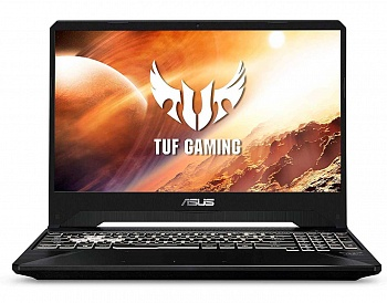 "Ноутбук Asus TUF Gaming FX505DD-BQ054T (AMD Ryzen 7 3750H 2300MHz/15.6""/1920x1080/8GB/256GB SSD/DVD нет/NVIDIA GeForce GTX 1050 3GB/Wi-Fi/Bluetooth/Windows 10 Home) - фото"