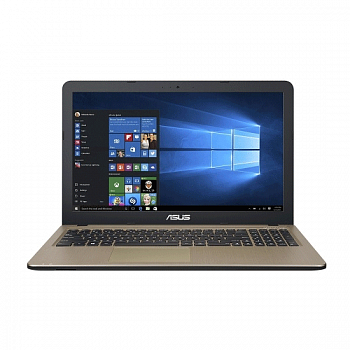 "Ноутбук Asus VivoBook 15 X540NA (Intel Celeron N3350 1100 MHz/15.6""/1366x768/4GB/500GB HDD/DVD нет/Intel HD Graphics 500/Wi-Fi/Bluetooth/Windows 10 Home) - фото"