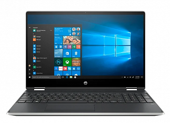 "Ноутбук HP Pavilion x360 15-dq0061cl  (Intel Core i5 8265U 1600MHz/15.6"" Touch/1366x768/RAM 8GB/256GB SSD/DVD нет/Intel UHD Graphics 620/Wi-Fi/Bluetooth/Windows 10 Home) - фото"