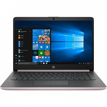 "Ноутбук HP 14-cf0013ur (Intel Core i5 8250U 1600 MHz/14""/1920x1080/4GB/1016GB HDD+Optane/DVD нет/AMD Radeon 530/Wi-Fi/Bluetooth/Windows 10 Home) - фото"